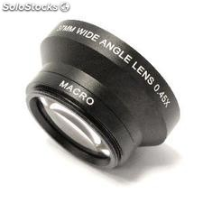 0.45X Wide Angle Lens with Macro 37mm to 49mm mount (JH12-0002)