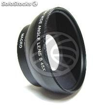 0.45X wide angle lens with macro 46mm mount (JH17)