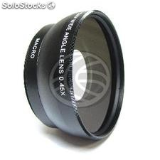0.45X wide angle lens with macro 58mm mount (JH23)
