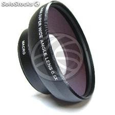 0.50X wide angle lens with macro 58mm mount (JH27)