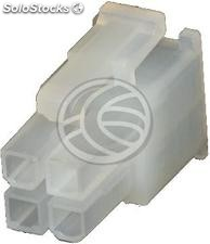 0039012040 molex Power Connector 2x02-Pin (Male Housing) (MX02)
