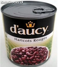 1/2 haricots rouges d'aucy