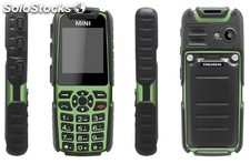 1.44 inch cell phone A9N MTK6260 GSM 4bands dual-sim FM camera