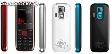 1.44 inch cell phone mini5130 MTK6261D GSM 4bands dual-sim FM BT camera