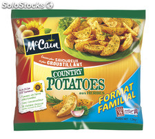 1,5KG country potatoes mc cain