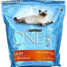 1.5KG croquettes chat light purina one