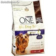 1,5KG my dog is adulte bœuf purina one