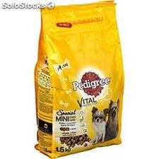 1,5KG pedigree vp spe mini plt