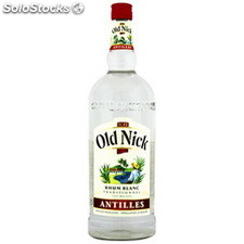 1,5L rhum blanc old nick 40°