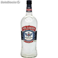 1,5L vodka poliakov 37,5°