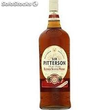 1.5L whisky pitterson 40°