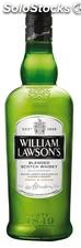1.5L whisky william lawson's 40°