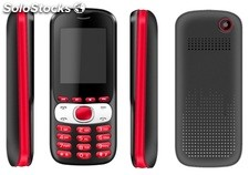 1,77 inch cell phone W900 SC6531 GSM 4bands dual-sim FM camera