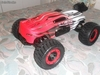 1/8 Thunder Tiger e-mt4, Brushless, Monster Truck, novo na caixa