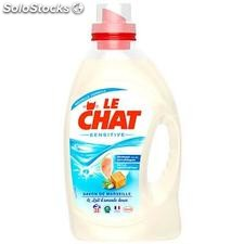 1.875L lessive sensitive le chat
