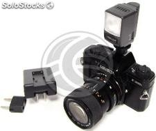 1 LED Torch 160 lux profissional sapato Sony (ER15)