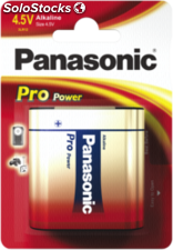 1 Panasonic Pro Power 3 LR 12 4,5V Block