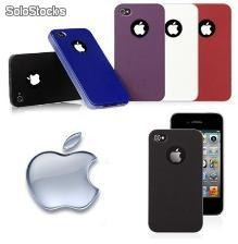 1 Set/10 pcs Luxury Case Cover Various Colors Polycarbonate for iPhone4 4s