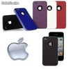 1 Set/10 pcs Luxury Case Cover Various Colors Polycarbonate for iPhone4 4s - Zdjęcie 1