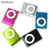 1 Set / 5szt Shuffle Filmu MP3 Player + Micro sd 4gb