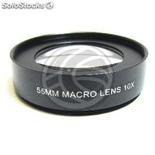 10.0x 55mm Macro lens mount (JC82)