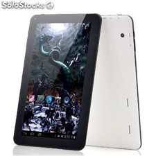 10.1 pulgadas Android Tablet 1GHz cpu, 8 GB de memoria interna, 1024x600