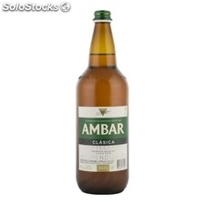 10 Botellas Ambar 1 L + 2 de Regalo