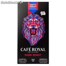 10 capsules cafe edition limitee d.roast royal