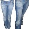 "10-er Lot decon Jeans, Modell: ""Betty 86"""