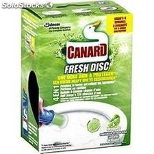 10 fresh disc citron canard wc