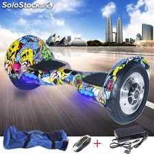 """10"""" Hoverboard batterie Samsung gyropode electric auto équilibre Scooter balance"""