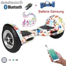 "10"" Hoverboard gyropode batterie Samsung electric auto équilibre"
