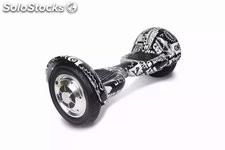 "10"" Hoverboard gyropode electric auto équilibre Scooter auto balance lettres"