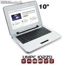 "10""netbook/umpc/umd/ laptop/notebook Imapx210@1GHz 512m/4gb Android2.3"