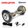 "10"" Patinete Eléctrico Bluetooth Scooter auto balance hoverboard Auto equilibrio - Foto 1"