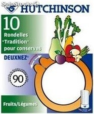 10 rondelles 90 tradition easy