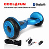 "10"" Scooter Eléctrico Patinete Auto equilibrio Bluetooth hoverboard auto balance"