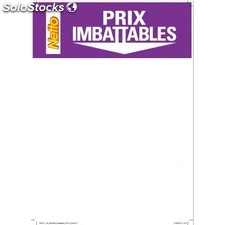 100 affiches A4 px imbatt ph