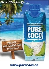 100% Kokoswasser Pure Coco 330ml