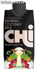 100% Natural Espresso Coconu Chit Milk (330ml)