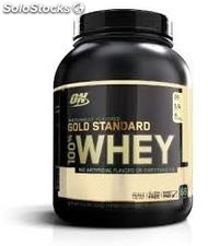 100% Whey Gold Standard - vanilla (4.8 Pound Powder)