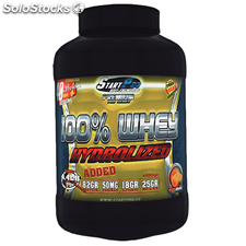 100% Whey Hydrolized - Naranja (2000 gr)