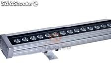 1000mm linear led parede arruela-ip65 waterproof outdoor lighting