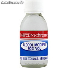 100ML alcool 90° modifie mercurochrome