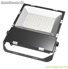 100W Slim smd proyector led 12000lm Philips LED y Meanwell driver