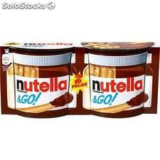 104G nutella and GO T2