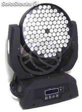 108 moving head spotlight 3W led DMX512 (XB22)