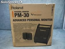 10pcs Roland pm-30 Personal v-Drum Monitor System