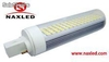 10w led plug light, g24/e27/e14 base, 5050 smd LEDs, 900lm, frosted/clear cover - Foto 3