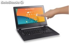 11.6pul netbook notebook android4.4 rk3188 quad-core 1gb 16gb tactil pandalla